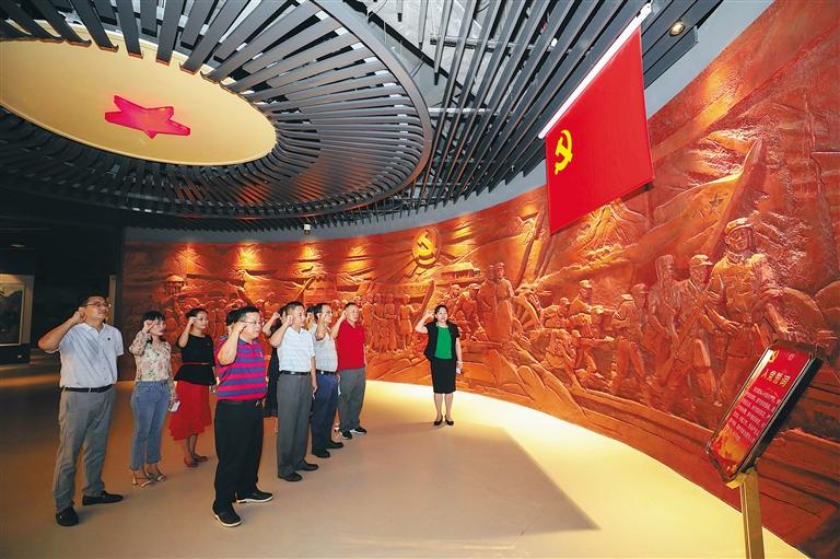代表委员热议学党史悟思想办实事开新局:从百年党史中汲取自贸港建设力量智慧