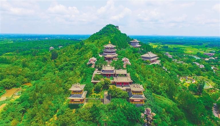 定安县文笔峰盘古文化旅游区