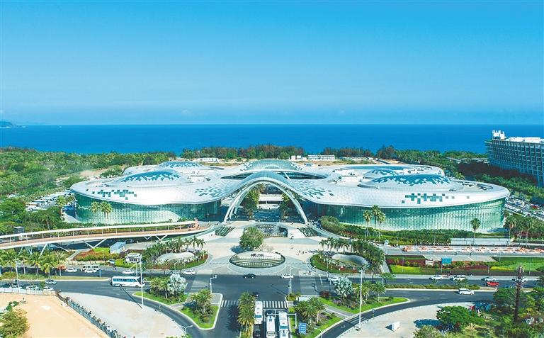 三亚海棠湾国际免税城