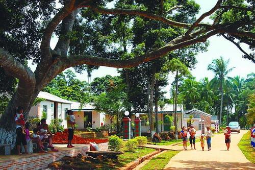 海口市琼山区提升文明生态村创建水平