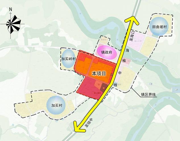 海南中线高速规划