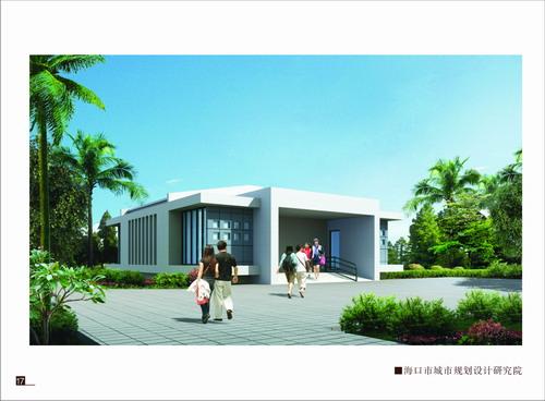 公共厕所建筑设计方案图集(一)
