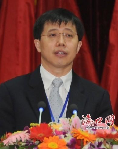 冀文林当选海口市人民政府市长 -- 海南省人民政府网站